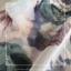 เพลย์สูทสายเดี่ยวเนื้อผ้าชีฟองขาบานยาวระบาย thumbnail 6