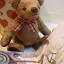 ตุ๊กตาหมีผ้าขนสีน้ำตาลขนาด 13 cm. - Herbie thumbnail 1