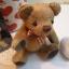 ตุ๊กตาหมีผ้าขนสีน้ำตาลขนาด 13 cm. - Herbie thumbnail 4