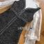 เซ็ตเดรสผ้าทวีตทับด้วยเสื้อทรงคอสูง thumbnail 12