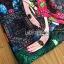 เดรสผ้าโบรเคดพิมพ์ลายสีสดใสสไตล์ซัมเมอร์ thumbnail 7