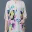 เสื้อทีเชิ้ตพิมพ์ลายผีเสื้อดอกไม้ thumbnail 7