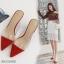 (พร้อมส่ง)รองเท้าคัทชู ส้นสูง แฟชั่น ราคาถูก มีไซด์ 39