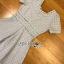 เดรสผ้าคอตตอนตกแต่งลูกไม้สีเทาอ่อนสไตล์วินเทจ thumbnail 6