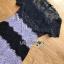 มินิเดรสผ้าลูกไม้ตกแต่งลายทางสลับ thumbnail 7