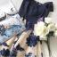 เดรสลุคสาว Fashionista เป็นเดรสทรงเปิดไหล่ thumbnail 4