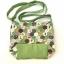 ** พร้อมส่งค่ะ ** กระเป๋าสะพายข้าง ลายแมวน้อย สีเขียว thumbnail 2