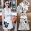 Dress สูทเดรสสีขาวสไตล์สมาร์ท thumbnail 3