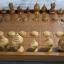 ชุดกระดานหมากรุกไทยพร้อมตัวหมากรุดชุดทรงมน thumbnail 2