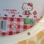 พร้อมส่งค่ะ กระดานไวท์บอร์ด+กระดานแม่เหล็ก Hello Kitty ใช้ได้สองด้านจ้า thumbnail 6