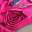 เดรสคัทเอาท์เอวตกแต่งดอกกุหลาบสีแดง thumbnail 6