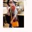 Maomaobag กระเป๋าสะพายแฟชั่นสีเหลือง ทรงเก๋ มินิไซส์ thumbnail 3