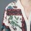 เสื้อเชิ้ตแขนยาวพิมพ์ลายดอกไม้ thumbnail 3