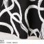 เดรสแฟชั่นเกาหลีเสื้อแขนยาวตัดต่อกระโปรงดีเทลปักลายโทนสีขาว(แถมเข็มขัด)มี S / L thumbnail 9