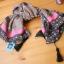 พร้อมส่งค่ะ Super fine Authentic ANNE KLEIN scarf new with original tag thumbnail 5
