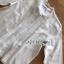 เดรสผ้าคอตตอนสีขาวตกแต่งลูกไม้สไตล์วินเทจ thumbnail 7