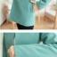 พร้อมส่ง เสื้อคลุมสีเขียว thumbnail 8