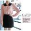 Chu ViVi เสื้อผ้าแฟชั่นแขนยาวผ้าซีฟอง thumbnail 4