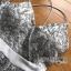 เดรสยาวผ้าทูลเลสีเทาแต่งกากเพชรสีเงิน thumbnail 5