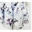 เดรสแฟชั่นสีฟ้าพาสเทลพิมพ์ลายดอกไม้สวยๆ ดีเทลช่วงคอและไหล่ตัดต่อด้วยผ้าถักโครเชสีฟ้าเข้าชุดกันคะ thumbnail 10