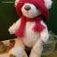 ตุ๊กตาหมีผ้าขนสีครีมขนาด 23 cm. - Bloom thumbnail 2