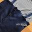 เซ็ตเสื้อยืดแขนสั้นลายทางและเดรสเอี๊ยมผ้าเดนิม thumbnail 6
