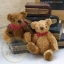 ตุ๊กตาหมีผ้าขนสีน้ำตาล ขนาด 8.5 cm. - Getty thumbnail 2