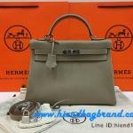 กระเป๋าแบรนด์ Hermes kelly 32หนัง Togo งานHiend Original