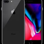 iPhone 8 Plus 64GB (Gray)ประกันศูนย์ไทย1ปี