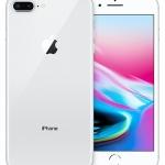 iPhone 8 Plus 64GB (Silver)ประกันศูนย์ไทย1ปี