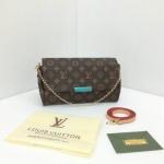 กระเป๋าแบรนด์ Louis vuitton favorite งาน top premium