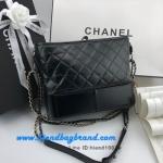 กระเป๋าแบรนด์Chanel Small Gabrielle Hobo Bag in Black งานHiend Original