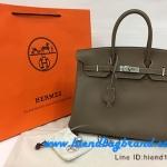 กระเป๋าแบรนด์ Hermes berkin 30 หนัง Togo งานHiend Original