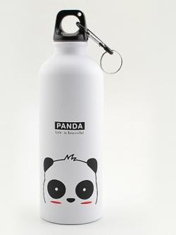 ขวดน้ำสแตนเลส ลายหมีแพนด้า