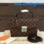 กระเป๋าแบรนด์LOUIS VUITTON POCHETTE METIS งานHiend หนังแท้ หนังคาวไฮด์ ลายDAmier