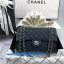 กระเป๋าแบรนด์ Chanel classic หนังคาเวียร์ งานHiend Original