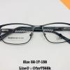 กรอบ + เลนส์มัลติโค๊ต สีดำ Size 52-17-138