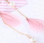 ต่างหูปีกนางฟ้า Fairy Earrings